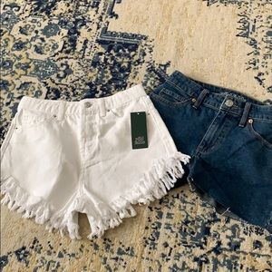 Wild Fable High Rise Shorts size 00